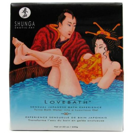 Shunga LoveBath in Ocean Temptations