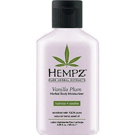 Hempz MINI Lotion Vanilla Plum