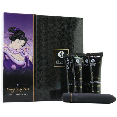 Naughty Geisha Pleasure Kit